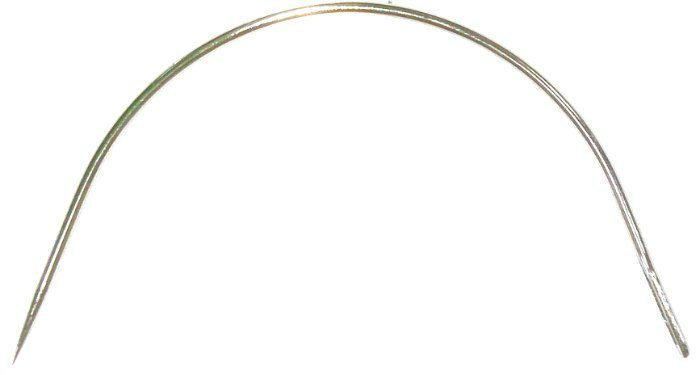 Hair Extension Sew-in Needle