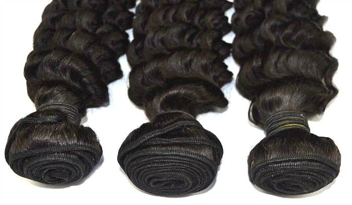 Deep Wave Remy Hair Extensions