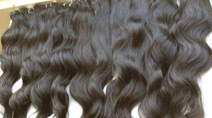 How to prepare your natural hair for braids and sew in extensions wavy hair extensions pmusecretfo Images