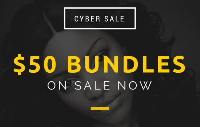 $50 Bundle Black Friday & Cyber Monday Sale
