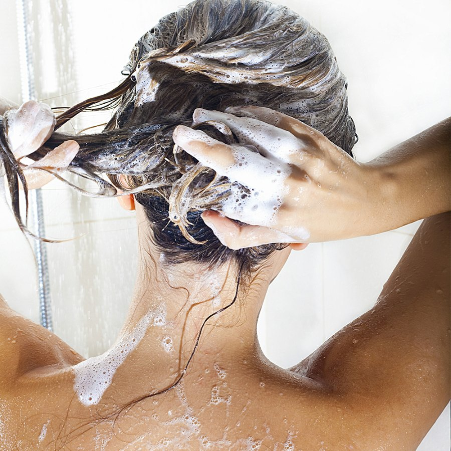 How To wash Your Clip In Extensions