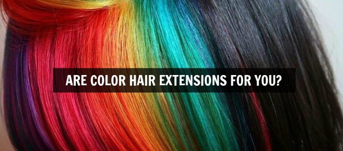 hair extension colors