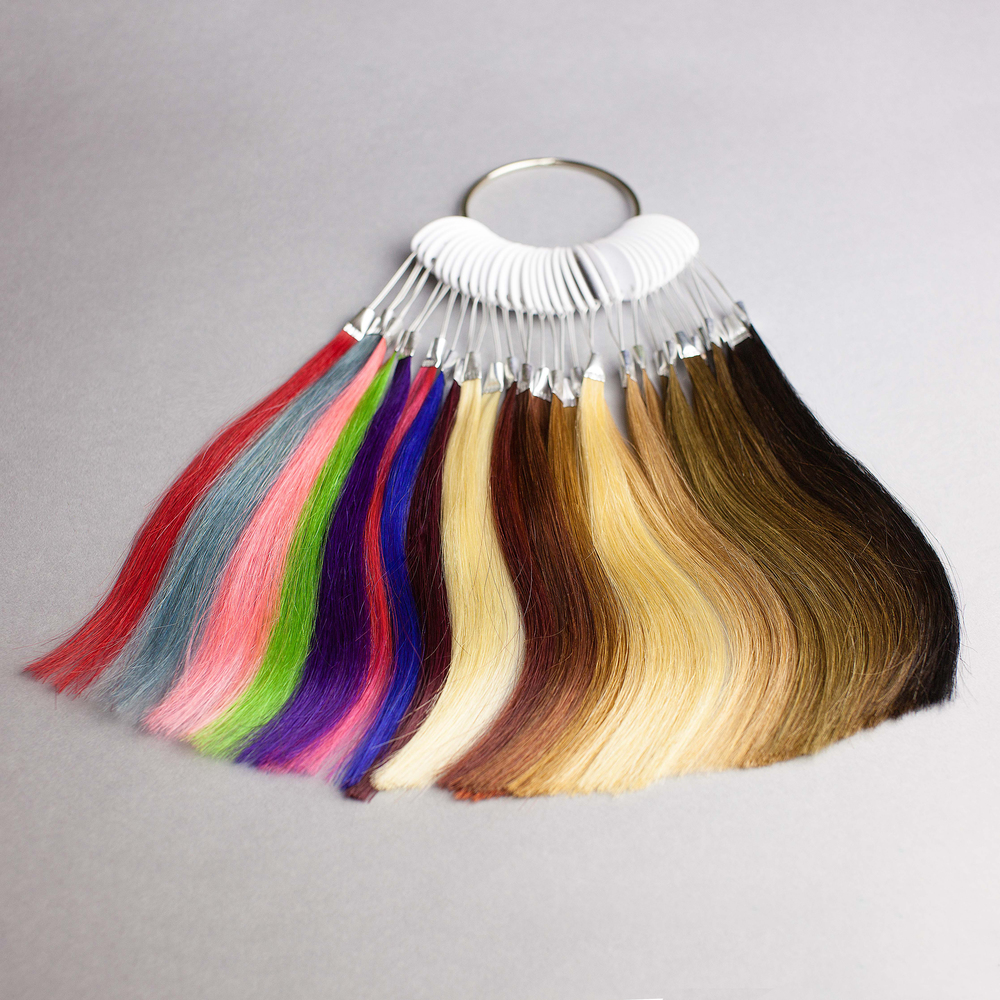hair extensions colors