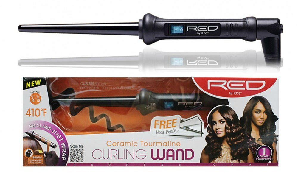 Red By Kiss Curling Wand