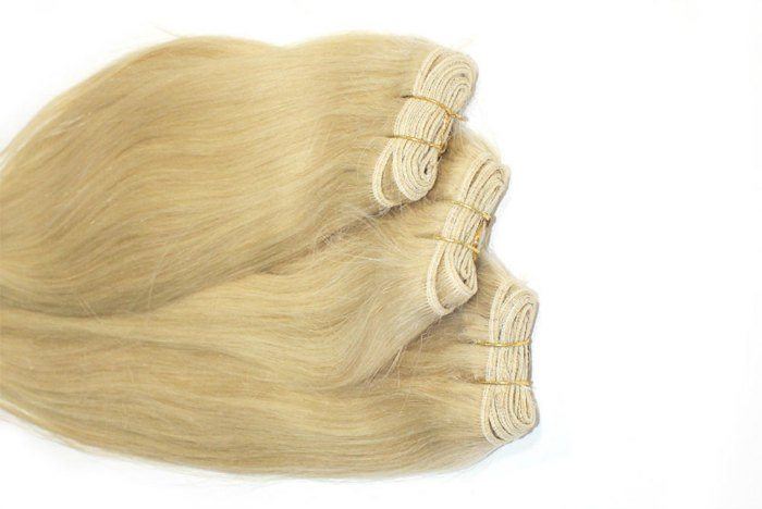 russian blonde hair extensions