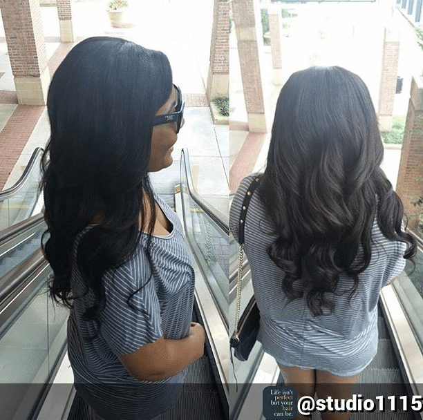 Brazilian Loose wave hair extensions