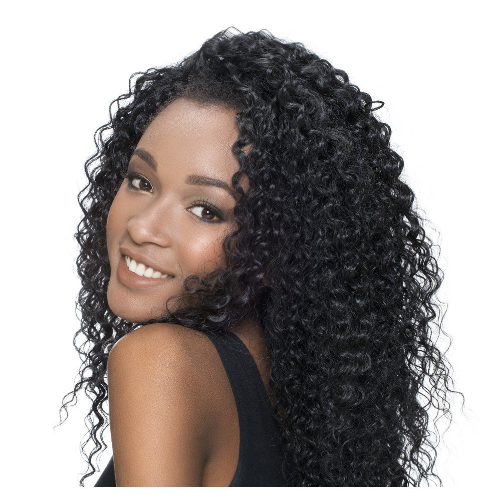 Spanish Wave Hair Extensions Look Sexy!