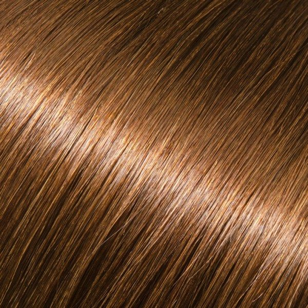 chestnut brown clip in