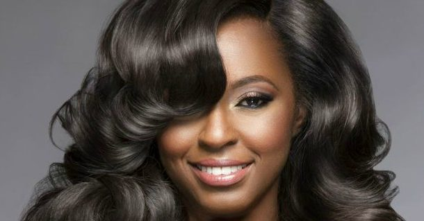 Woman Body Wave Hairstyle