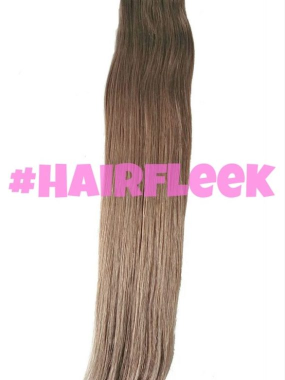 Chestnut Brown Tape In Extensions