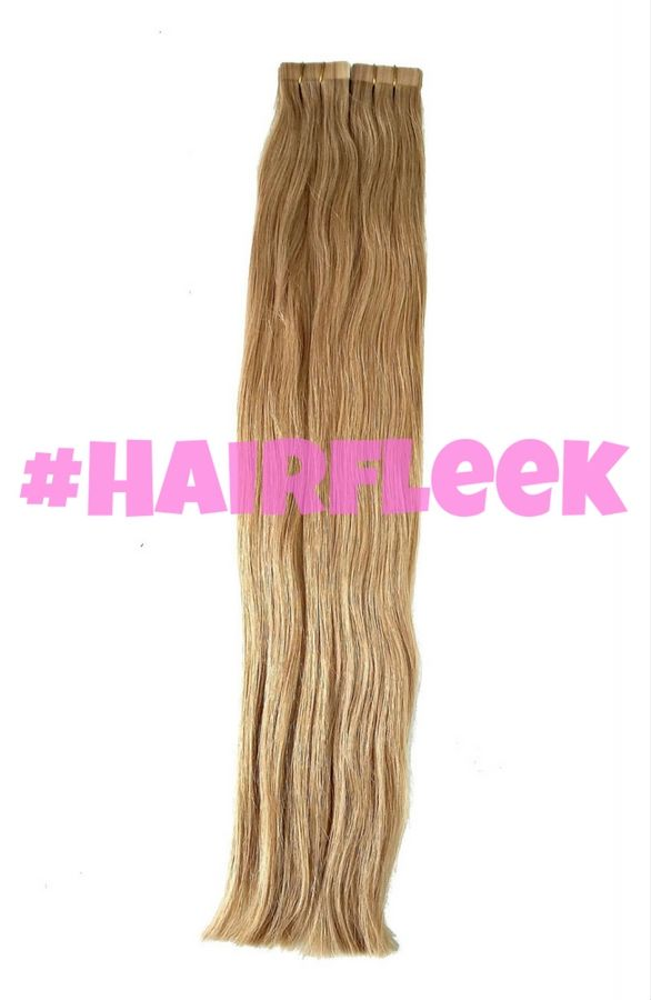 Dirty Blonde Tape-in Hair Extensions