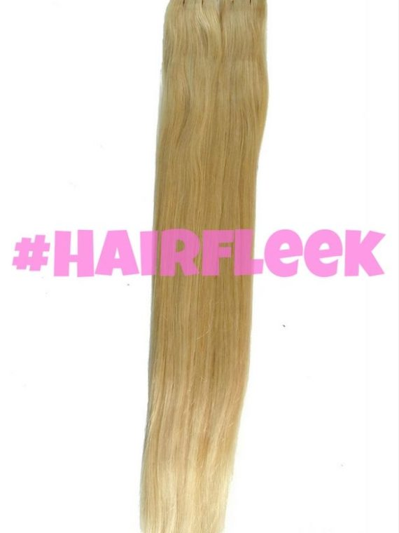 Russian Blonde #613 Tape-in Extensions
