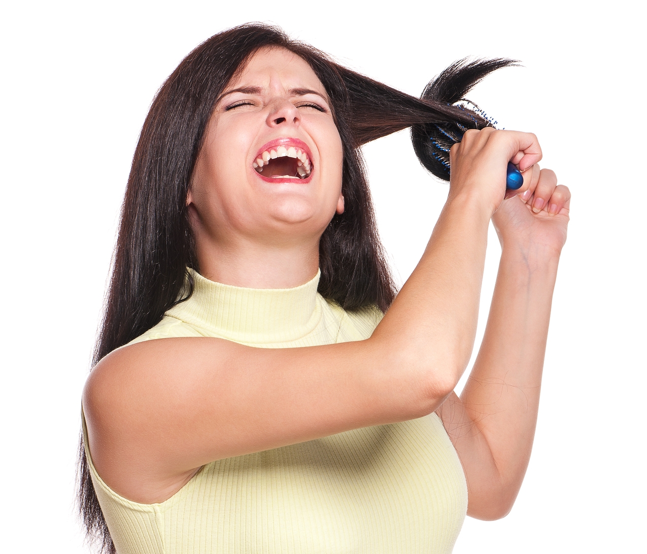 Stop Hair Extensions From Tangling