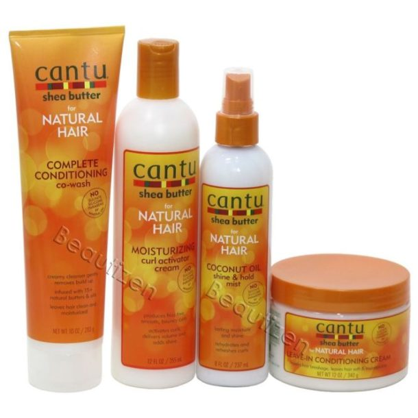 Cantu Natural Hair Products