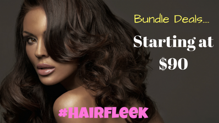HAIRFLEEK Bundle Deals